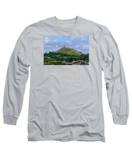 Glastonbury Tor Long Sleeve T-Shirt