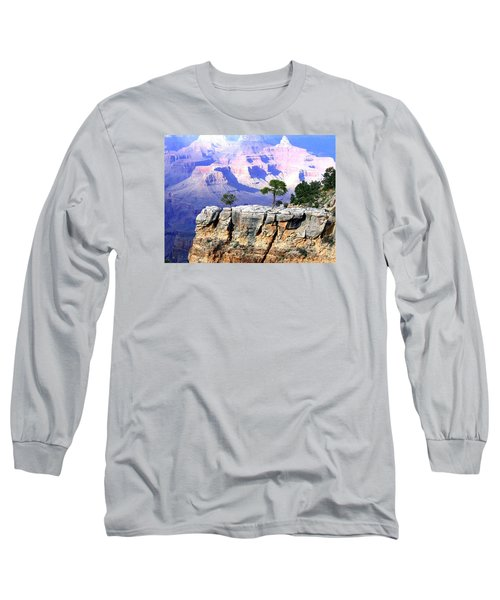 Grand Canyon 1 Long Sleeve T-Shirt by Will Borden