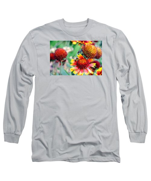Meadow Flowers Long Sleeve T-Shirt