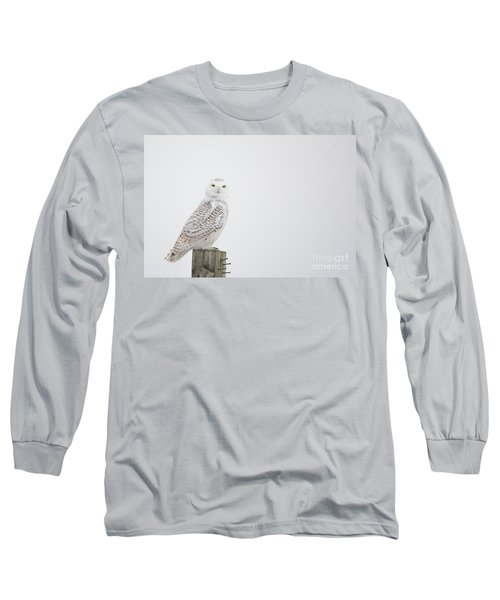 Observant Long Sleeve T-Shirt