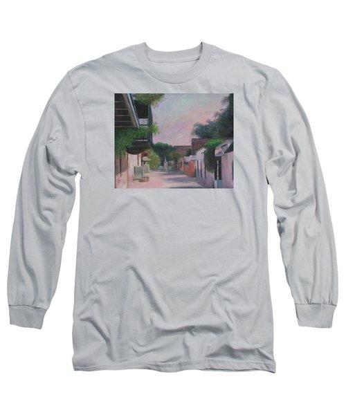 St. George Street Long Sleeve T-Shirt
