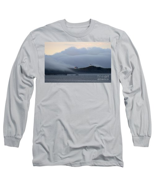Swallowtail Lighthouse... Long Sleeve T-Shirt