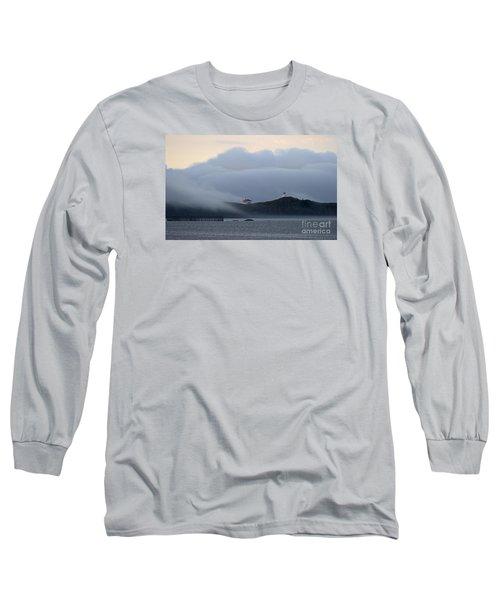 Swallowtail Lighthouse... Long Sleeve T-Shirt