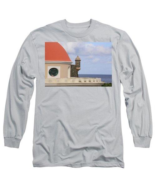 Viejo San Juan Long Sleeve T-Shirt