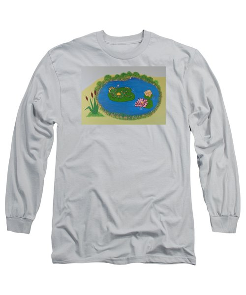 Relaxation  Long Sleeve T-Shirt
