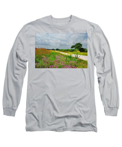 Wildflower Wonderland Long Sleeve T-Shirt
