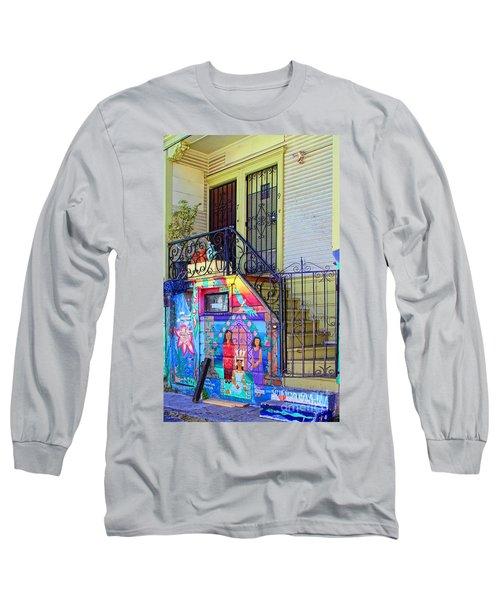 25 Balmy Alley San Francisco Long Sleeve T-Shirt