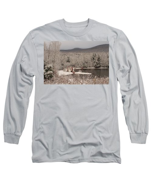 Indian Head Nh Long Sleeve T-Shirt