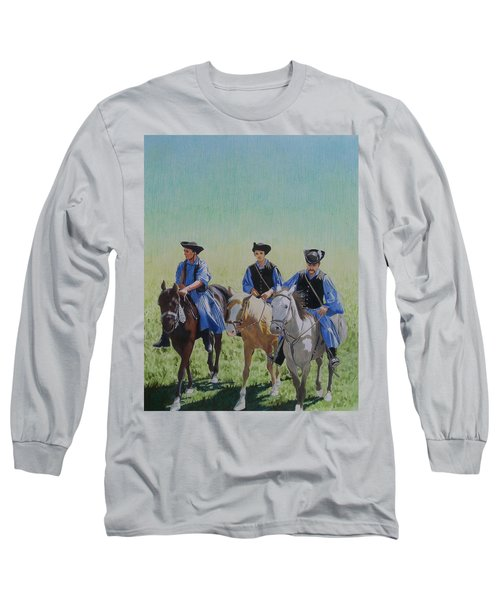 Puszta Cowboys Long Sleeve T-Shirt
