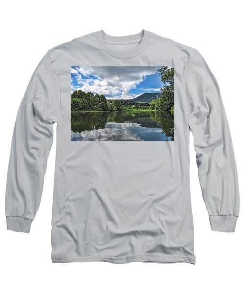 South Fork Shenandoah River Long Sleeve T-Shirt