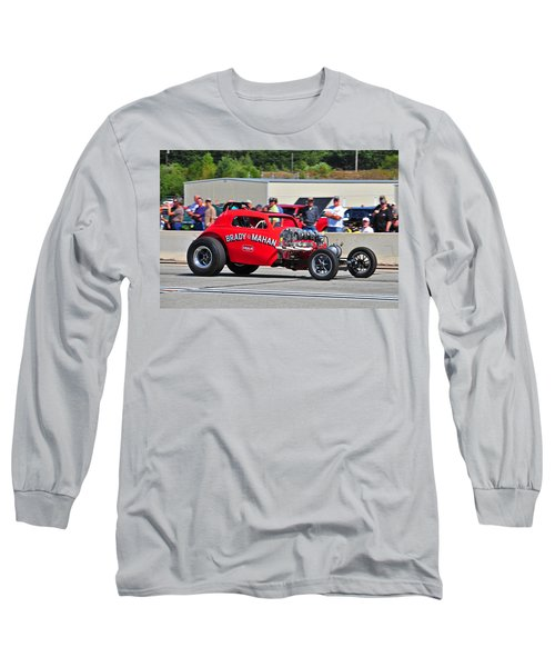 Long Sleeve T-Shirt featuring the photograph 330 Nationals by Mike Martin
