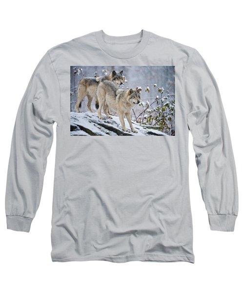 Timber Wolves Long Sleeve T-Shirt