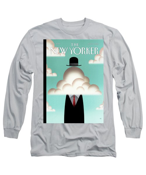 New Yorker May 14th, 2012 Long Sleeve T-Shirt