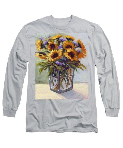 Summer Bouquet 4 Long Sleeve T-Shirt