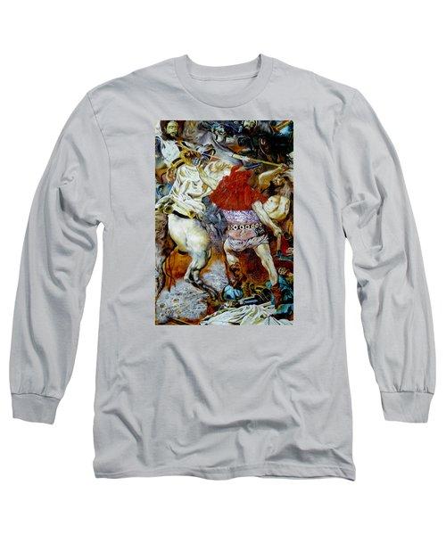Battle Of Grunwald Long Sleeve T-Shirt