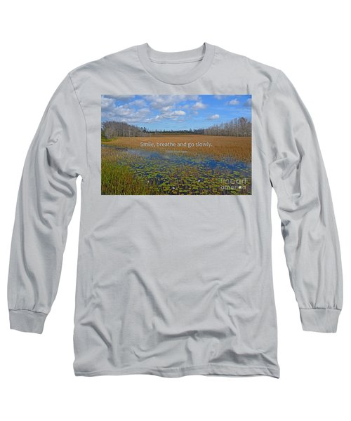 69- Thich Nhat Hanh Long Sleeve T-Shirt
