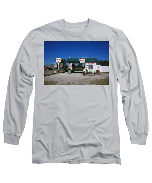 Route 66 Sinclair Station Long Sleeve T-Shirt