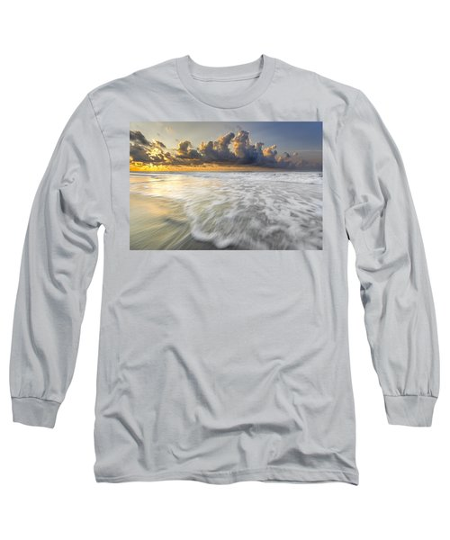 Sunrise On Hilton Head Island Long Sleeve T-Shirt