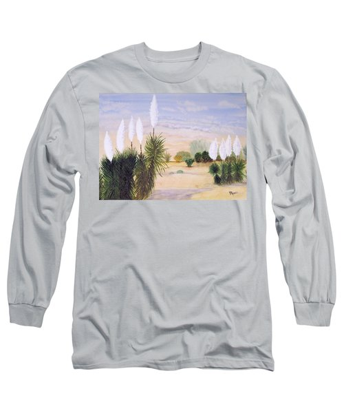 9 Yuccas 2 Long Sleeve T-Shirt
