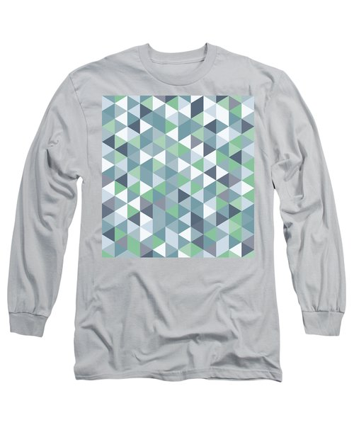 Pixel Art Long Sleeve T-Shirt