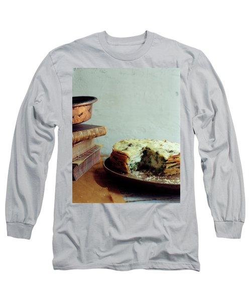 A Gourmet Torte Long Sleeve T-Shirt