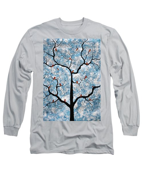 A Lazy Afternoon Long Sleeve T-Shirt