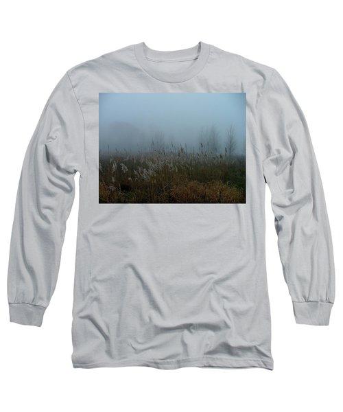 A Morning Fog Long Sleeve T-Shirt