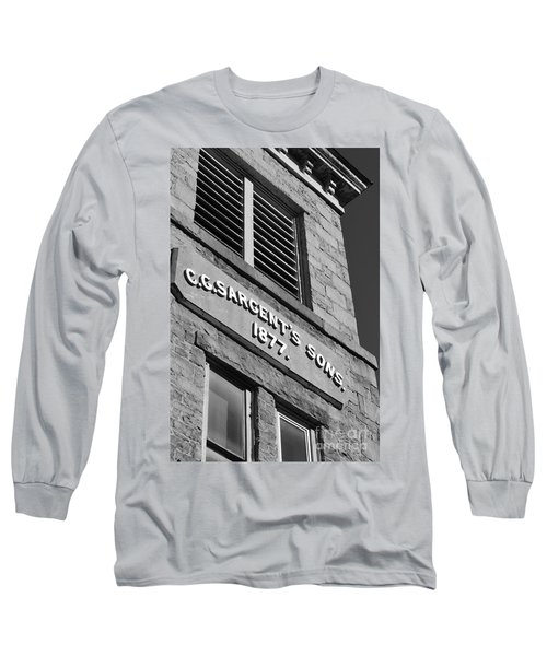 A Piece Of History Long Sleeve T-Shirt