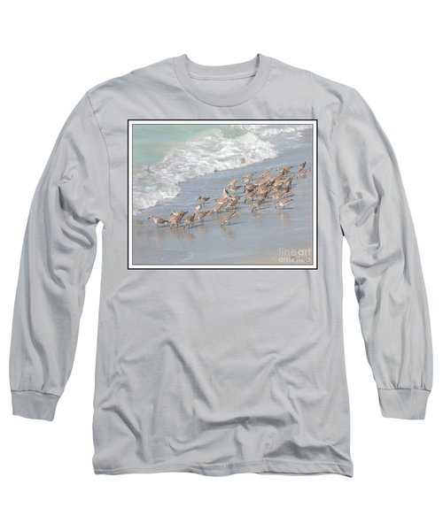 A Quick Bite Long Sleeve T-Shirt