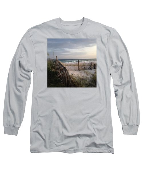 A Simple Life Long Sleeve T-Shirt