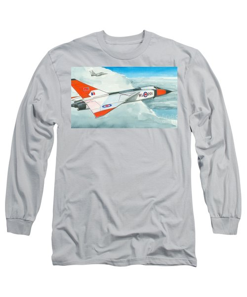 Long Sleeve T-Shirt featuring the painting A Vision Lost by Michael Swanson