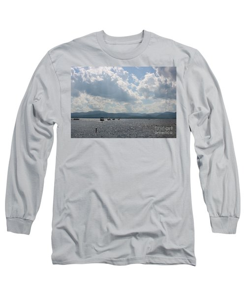 A Weekend On The Water Long Sleeve T-Shirt