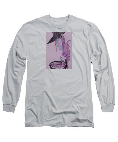 A Wicked Brew Long Sleeve T-Shirt
