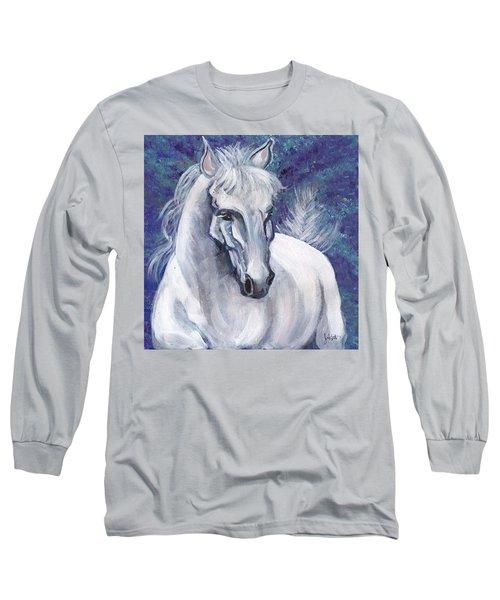 A Wild One Long Sleeve T-Shirt by John Keaton