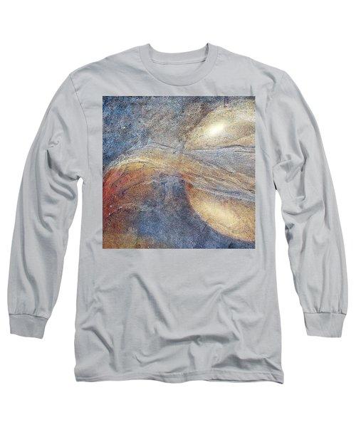 Abstract 9 Long Sleeve T-Shirt