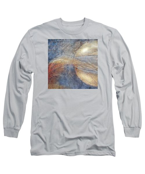 Abstract 9 Long Sleeve T-Shirt