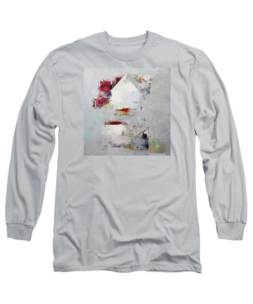 Abstract 2015 04 Long Sleeve T-Shirt by Becky Kim