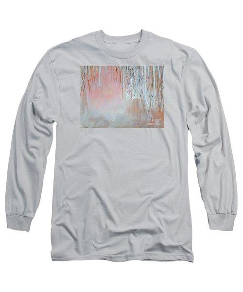 Abstract Spring Long Sleeve T-Shirt