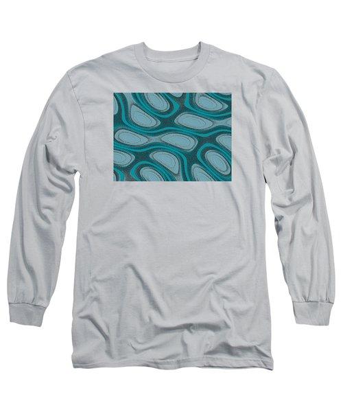 Acrescentado Long Sleeve T-Shirt by Jeff Iverson
