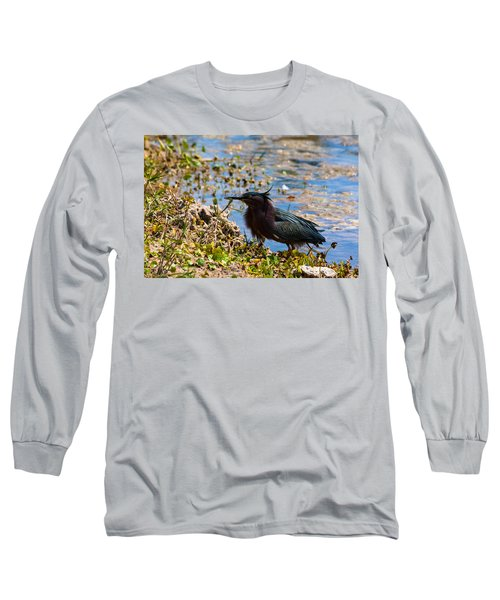 After Fishing Long Sleeve T-Shirt