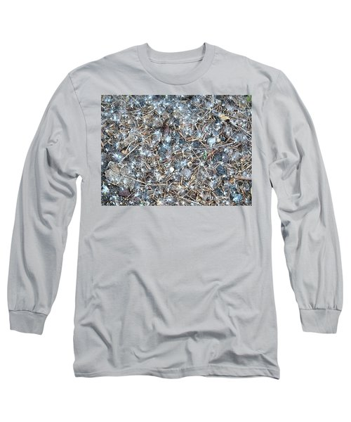 After Jackson Pollock Long Sleeve T-Shirt
