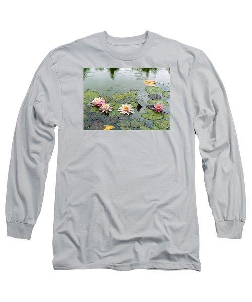After The Rain Sun. Long Sleeve T-Shirt