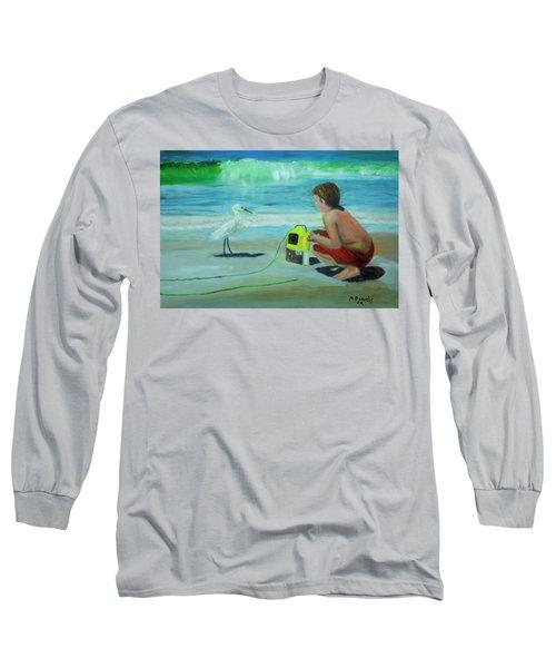 Al Long Sleeve T-Shirt