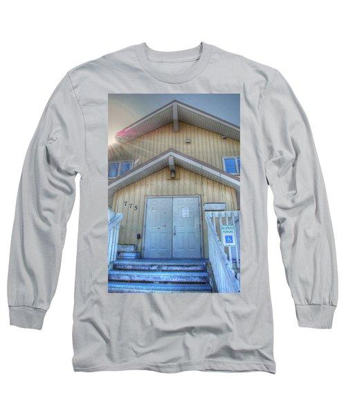 Alaskan Church Long Sleeve T-Shirt