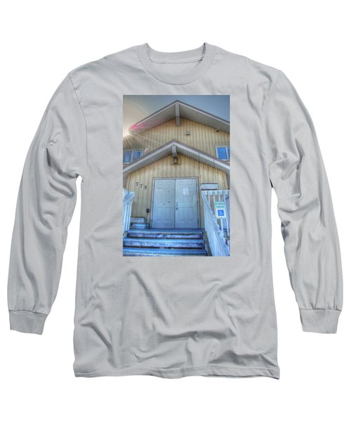 Alaskan Church Long Sleeve T-Shirt