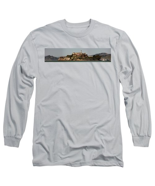 Alcatraz Panorama Long Sleeve T-Shirt