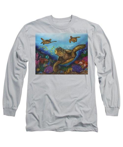 Alternate Universe Long Sleeve T-Shirt