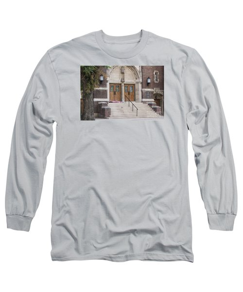 Long Sleeve T-Shirt featuring the photograph America The Beautiful by Janice Rae Pariza