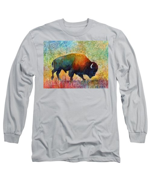 American Buffalo 4 Long Sleeve T-Shirt