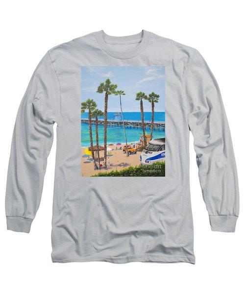 Perfect Beach Day Long Sleeve T-Shirt